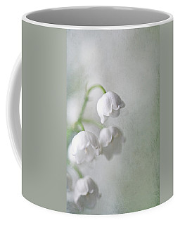 Coffee Mug featuring the photograph Lilies Of The Valley by Annie Snel