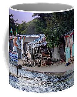 Liliput Craft Village And Bar Coffee Mug by Lilliana Mendez