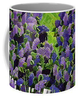 Lillian's Lilacs Coffee Mug