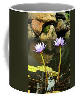 Lillies Of The Pond Coffee Mug