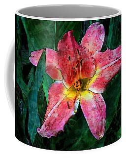 Lilly Of The Rain Coffee Mug