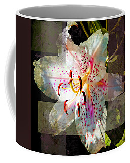 Lily From Whitefish Point Michigan Coffee Mug