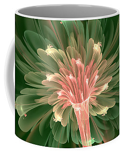 Lily In Bloom Coffee Mug by Svetlana Nikolova