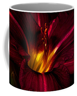 Lily Number Nine Coffee Mug