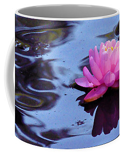 Lily Reflection Coffee Mug