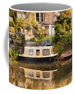 Coffee Mug featuring the photograph Lily Trotter by Paul Gulliver