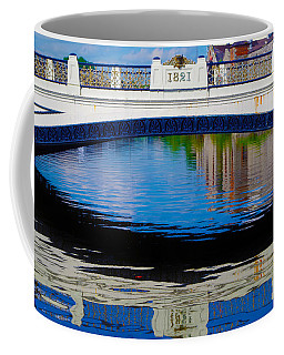 Sean Heuston Dublin Bridge Coffee Mug