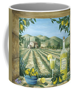 Limoncello Coffee Mug