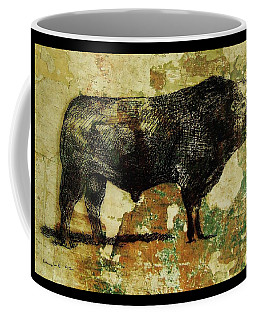 French Limousine Bull 11 Coffee Mug