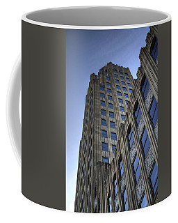 Lincoln Building Coffee Mug