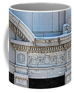 Lincoln County Courthouse Door Arch Coffee Mug