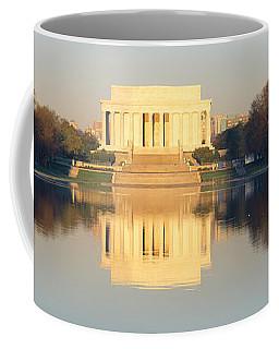 Lincoln Memorial & Reflecting Pool Coffee Mug