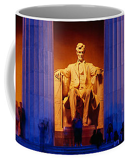 Lincoln Memorial, Washington Dc Coffee Mug
