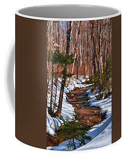 Lincoln Woods Trail Coffee Mug