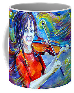 Lindsey Stirling Magic Coffee Mug