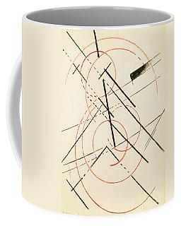Linear Composition Coffee Mug