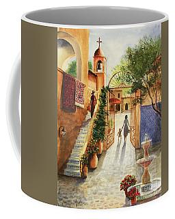 Lingering Spirit-sedona Coffee Mug