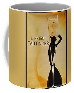 L'instant Taittinger Coffee Mug