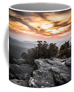 Linville Gorge Sunrise Coffee Mug