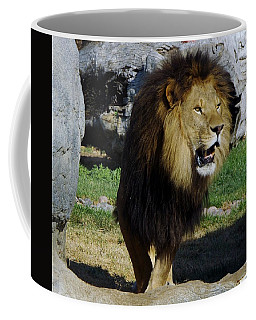 Lion 2 Coffee Mug