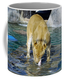 Lion 3 Coffee Mug