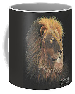 Lion Of Judah Coffee Mug