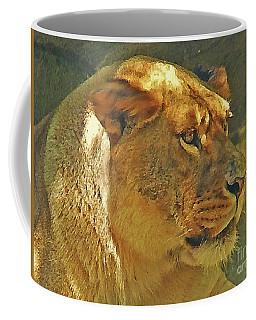 Lioness 2012 Coffee Mug