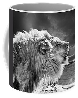 Lions Breath Coffee Mug