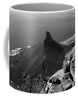 Lions Head - Cape Town - South Africa Coffee Mug
