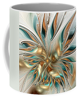 Liquid Flame Coffee Mug