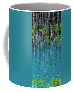Liquid Forest Coffee Mug