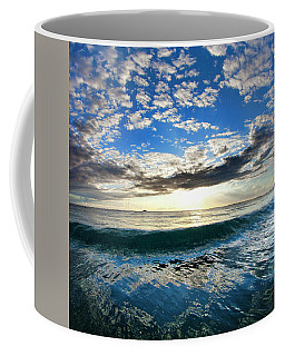 Blue Lava Coffee Mug