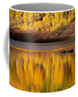 Liquid Gold Coffee Mug