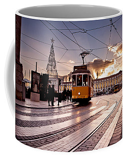 Lisbon Light Coffee Mug