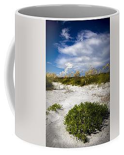 Listen To The Silence Coffee Mug