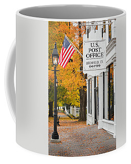 Litchfield Connecticut Coffee Mug
