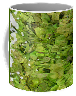 Lite Watery Green Coffee Mug