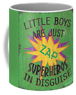 Little Boys Are Just... Coffee Mug