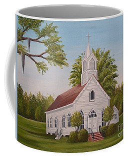 Little Chapel Coffee Mug