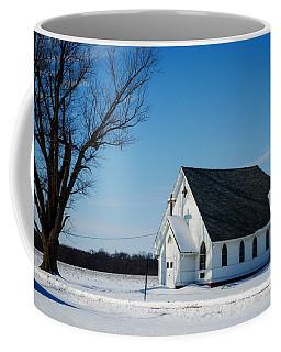 Little Church On The Prairie Coffee Mug