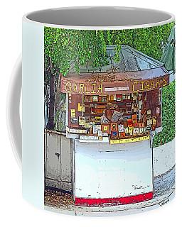 Little Cigar Shop Key West Coffee Mug