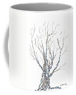 Little Dna Tree Coffee Mug