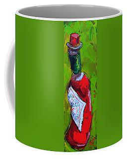Little Hot Coffee Mug by Carole Foret