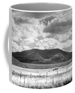 Coffee Mug featuring the photograph Little House On The Prairie by Dave Beckerman