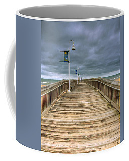 Little Island Pier Coffee Mug