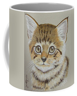 Little Kitty Coffee Mug