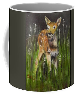 Little One Coffee Mug by Catherine Swerediuk