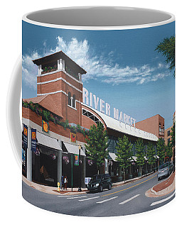 Little Rock River Market Coffee Mug