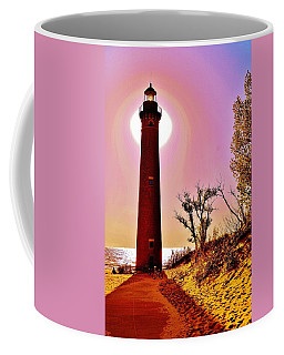 Little Sable Point Lighthouse Coffee Mug