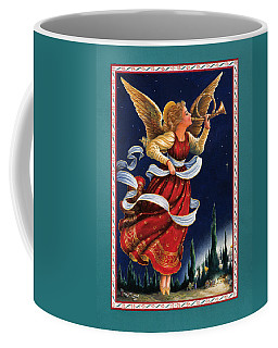 Little Town Of Bethlehem Coffee Mug